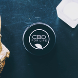 cbd topical cream for acne and inflamed skin