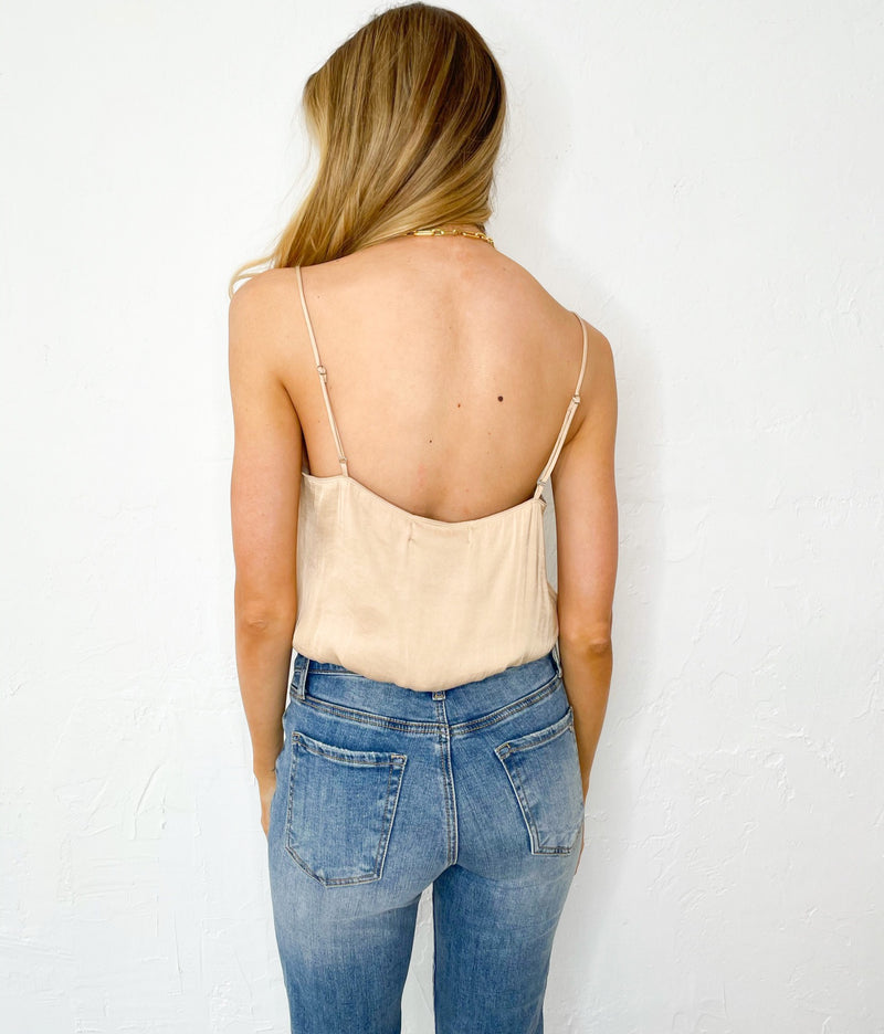 Sabine Top in Nude