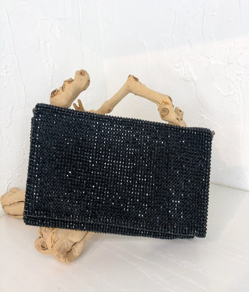Aston Clutch - Black