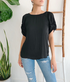 Elise Top in Black