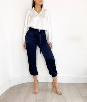 Whitney Pants in Navy