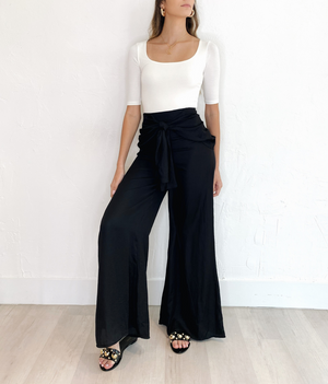 Mariz Pants in Black