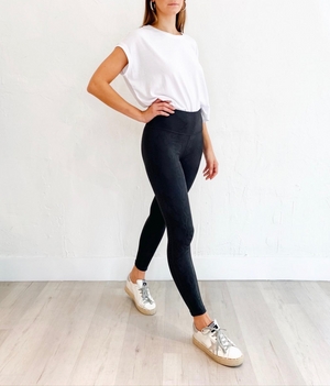 Manda Leggings in Snake Print