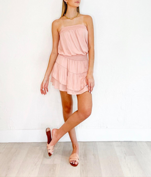 Emerson Dress in Rose