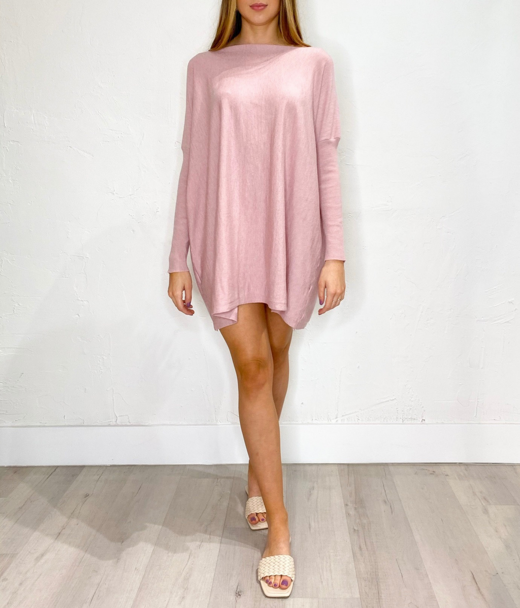 Paige Sweater in Blush