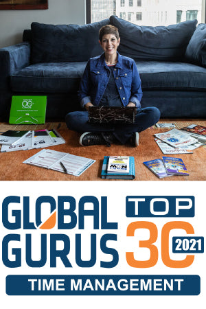 Leslie Josel creator of the Academic Planner: A Tool For Time Management® - Global Guru Top 30 Time Management Expert 2021