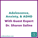 Adolescence, anxiety and ADHD