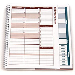 daily, weekly, monthly student planner homework game changer