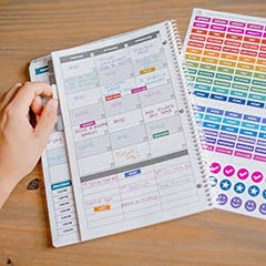 why our small academic planner works for students