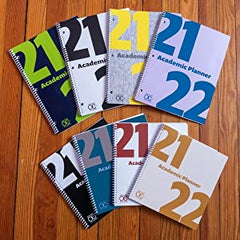 Student planner available In 2 sizes