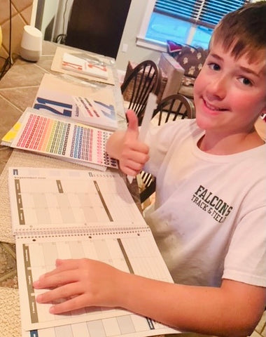 students love our academic planners with accessories to customize the way they want it!