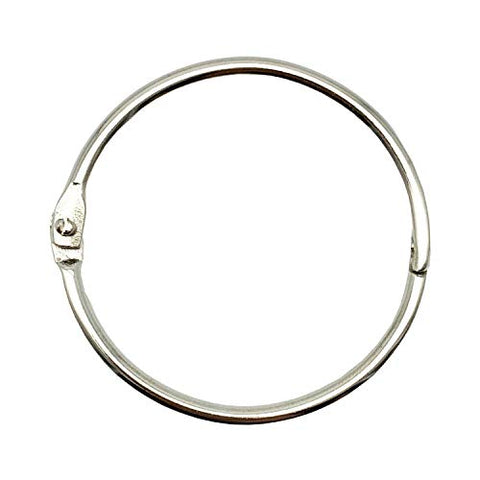 2 Inch (15 Pack) Loose Leaf Binder Rings