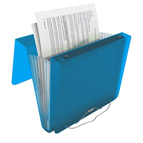 Samsill Duo 2-in-1 Document and File Organizers