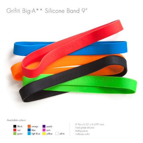 "Grifiti Band Joes 9"" 5 Pack"