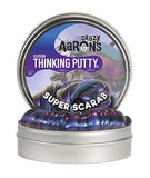 Crazy Aaron's Thinking Putty - Super Illusions: Super Scarab