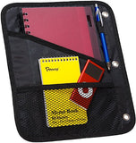 Case-it 2-in-1 Zipper D-Ring Binder, DUAL-101