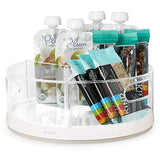 YouCopia Crazy Susan Turntable and Organizer with Bins