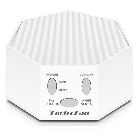 LectroFan White Noise Sound Machine