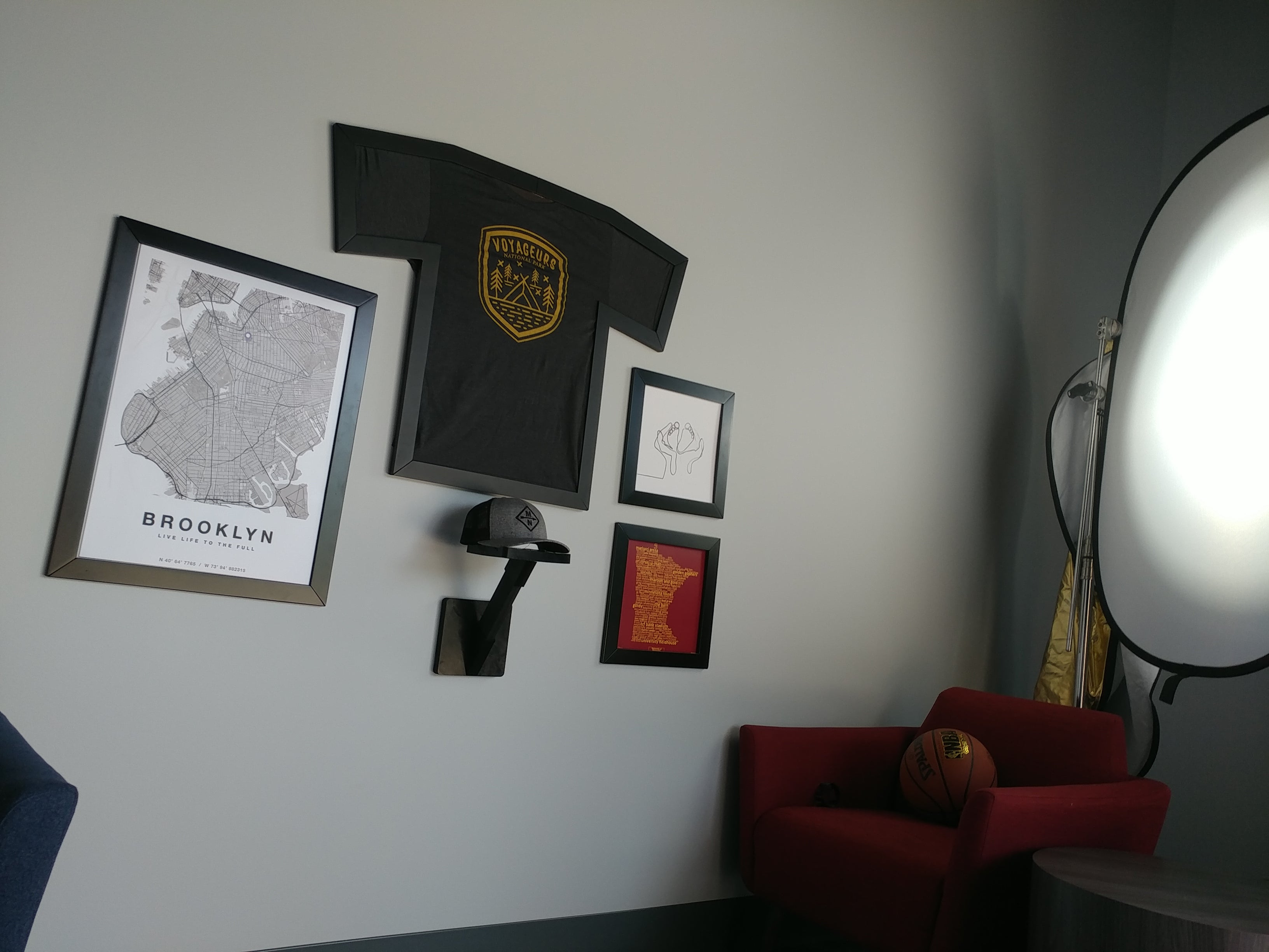 Brewed in MN | Wall Art + T-Shirt