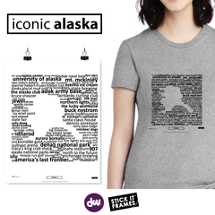 Iconic Arizona - All Products (Shirt, Art, Frames (R))