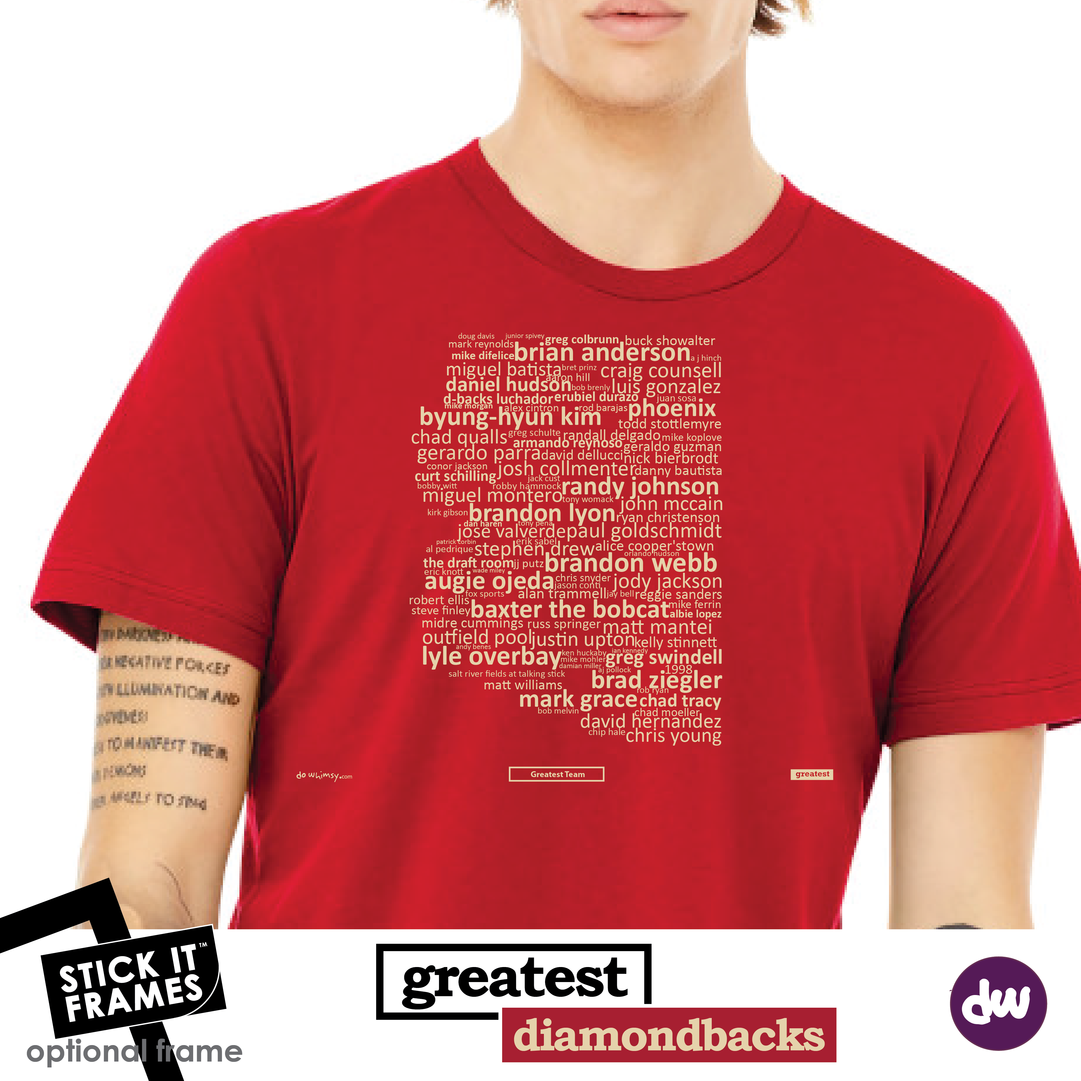 Greatest Arizona (Cardinals) - All Products (Shirt, Art, Frames (R))