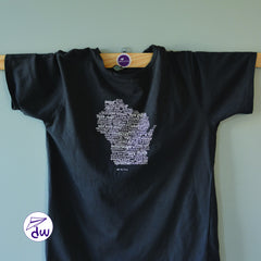 Brewed in WI - Unisex Soft Touch Shirt