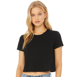 black flowy crop - Shop trendy womenswear styles on www.downerss.com