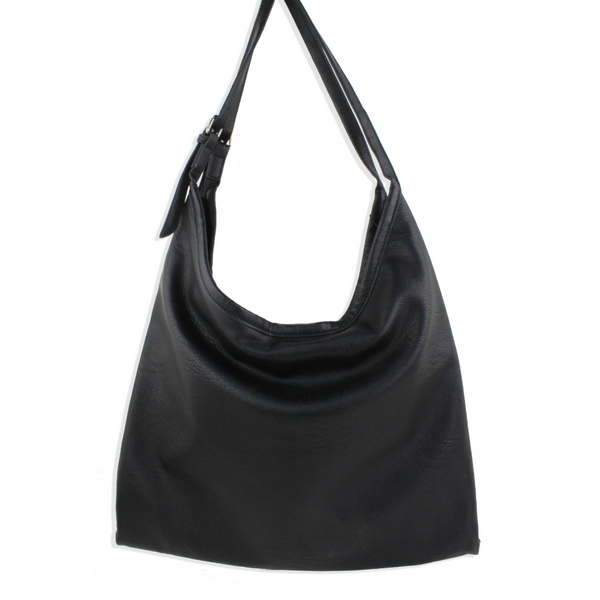 Black Hobo Bag - Shop trendy womenswear styles on www.downerss.com