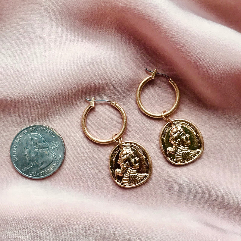 Coin Hoops