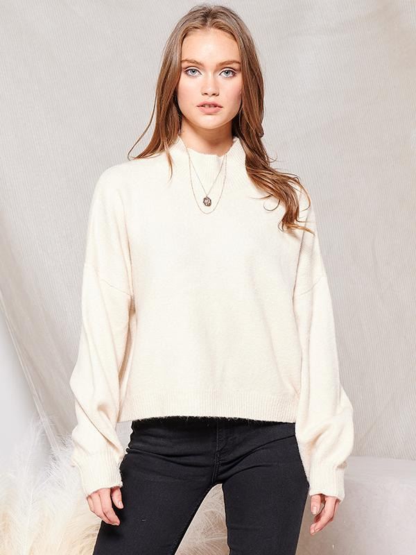 Callie Turtleneck Sweater