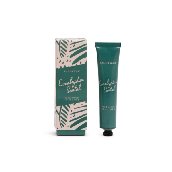Eucalyptus + Santal Hand Lotion