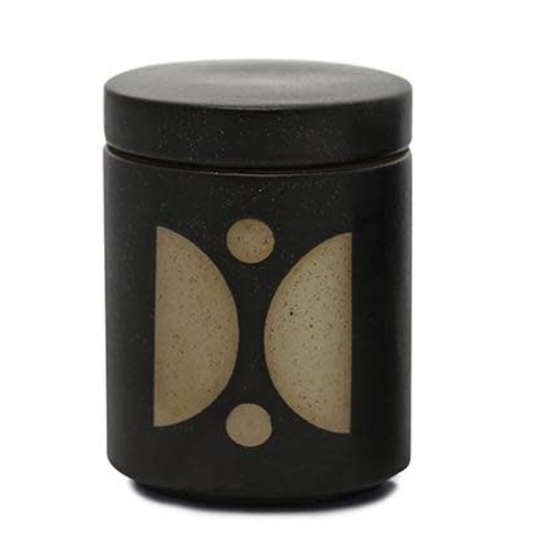 Palo Santo + Suede Ceramic Soy Candle - Form