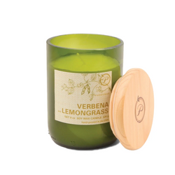 Verbena & Lemongrass Soy Candle - Eco