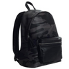 Vegan Leather Toned Down Camo Backpack