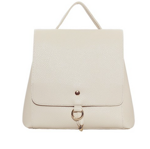 ivory little backpack - Shop trendy womenswear styles on www.downerss.com
