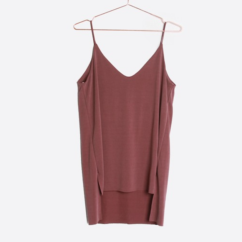 burgundy tank - Shop trendy womenswear styles on www.downerss.com