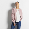 blush pink bomber - Shop trendy womenswear styles on www.downerss.com