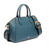 bowler crossbody // teal - Shop trendy womenswear styles on www.downerss.com