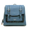 medium backpack // teal