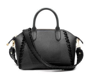 bowler crossbody // black - Shop trendy womenswear styles on www.downerss.com