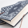 moonphase bandana journal