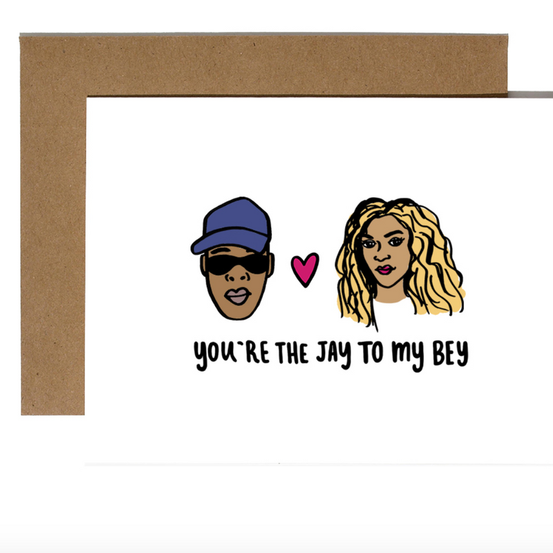 You're The Jay To My Bey