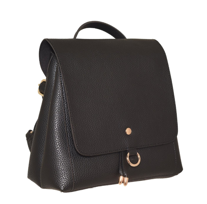 black little backpack - Shop trendy womenswear styles on www.downerss.com