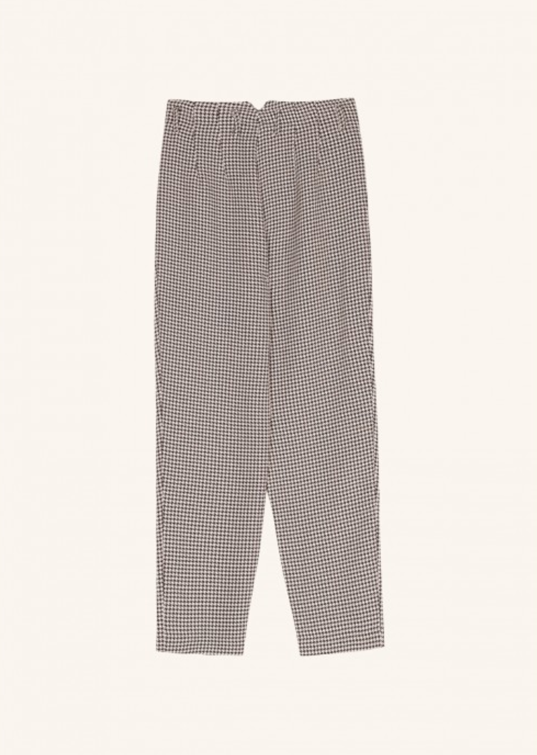 Houndstooth Parisian Pants