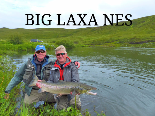 Big Laxa NES - Laxa in Adaldalur