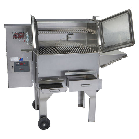 Image of PG500 pellet grill