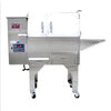 "Image of Fast Eddy's Cookshack PG500 Front Load 56"" Pellet Grill and Smoker in One"
