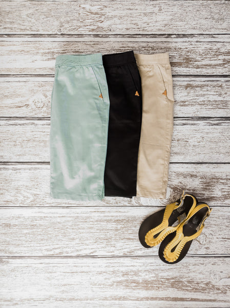 Suzie Bermuda Shorts | 3 colors