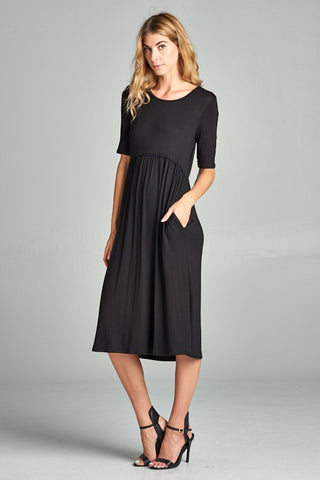 Sherrie Midi Dress | 3 Colors