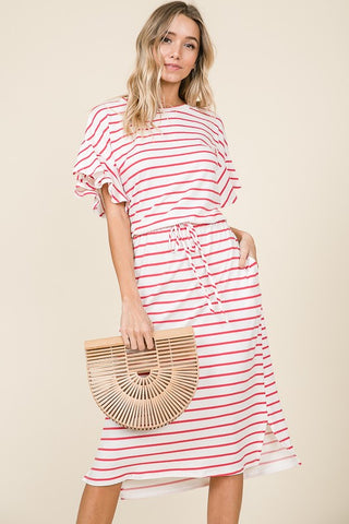 Clover Striped Midi | S-XL | 3 Colors